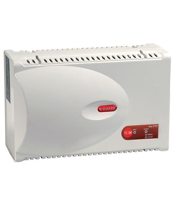 V Guard Vg 500 Voltage Stabilizer Ac Stabilizers Livekarts